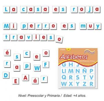 Alfabetos de Vinil