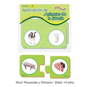 Asociación de Animales de la Granja