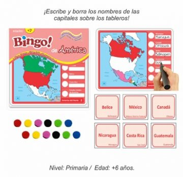 Bingo de América