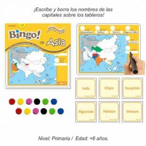 Bingo de Asia