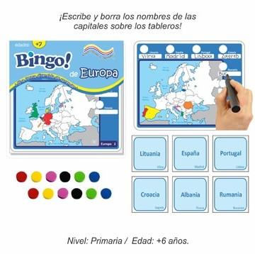 Bingo de Europa