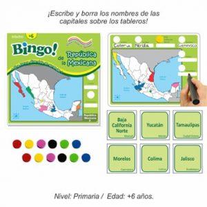 Bingo de la República Mexicana
