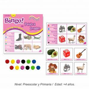 Bingo de Palabra-Imagen