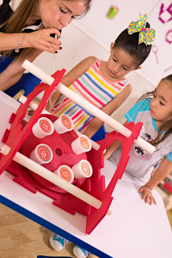 Material Peso y Movimiento niños