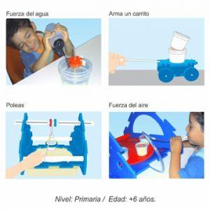 Material Sensorial de Peso y Movimiento con Tripié