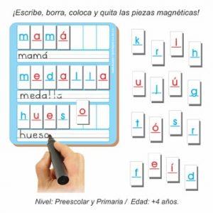 Mini Alfabetos Magnéticos