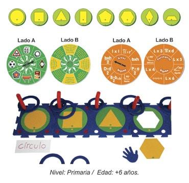 Módulo de Figuras Geométricas Primaria