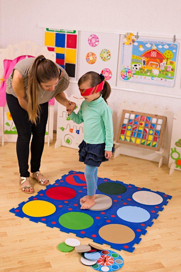 Módulo de Texturas Primaria niños