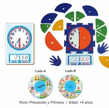 Módulo del Reloj