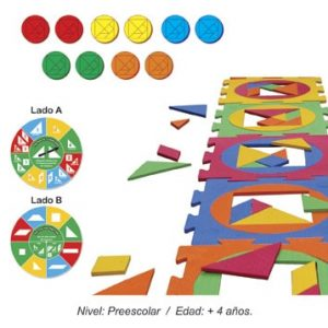 Módulo de Tangram Preescolar