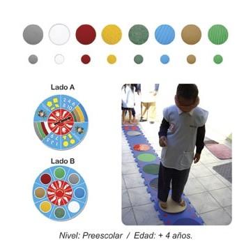 Módulo de Texturas Preescolar