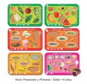 Set ¡Conozcamos los Alimentos!