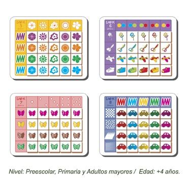 Set de Logi-k con 4 series paquete 2