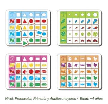Set de Logi-k con 4 series paquete 1